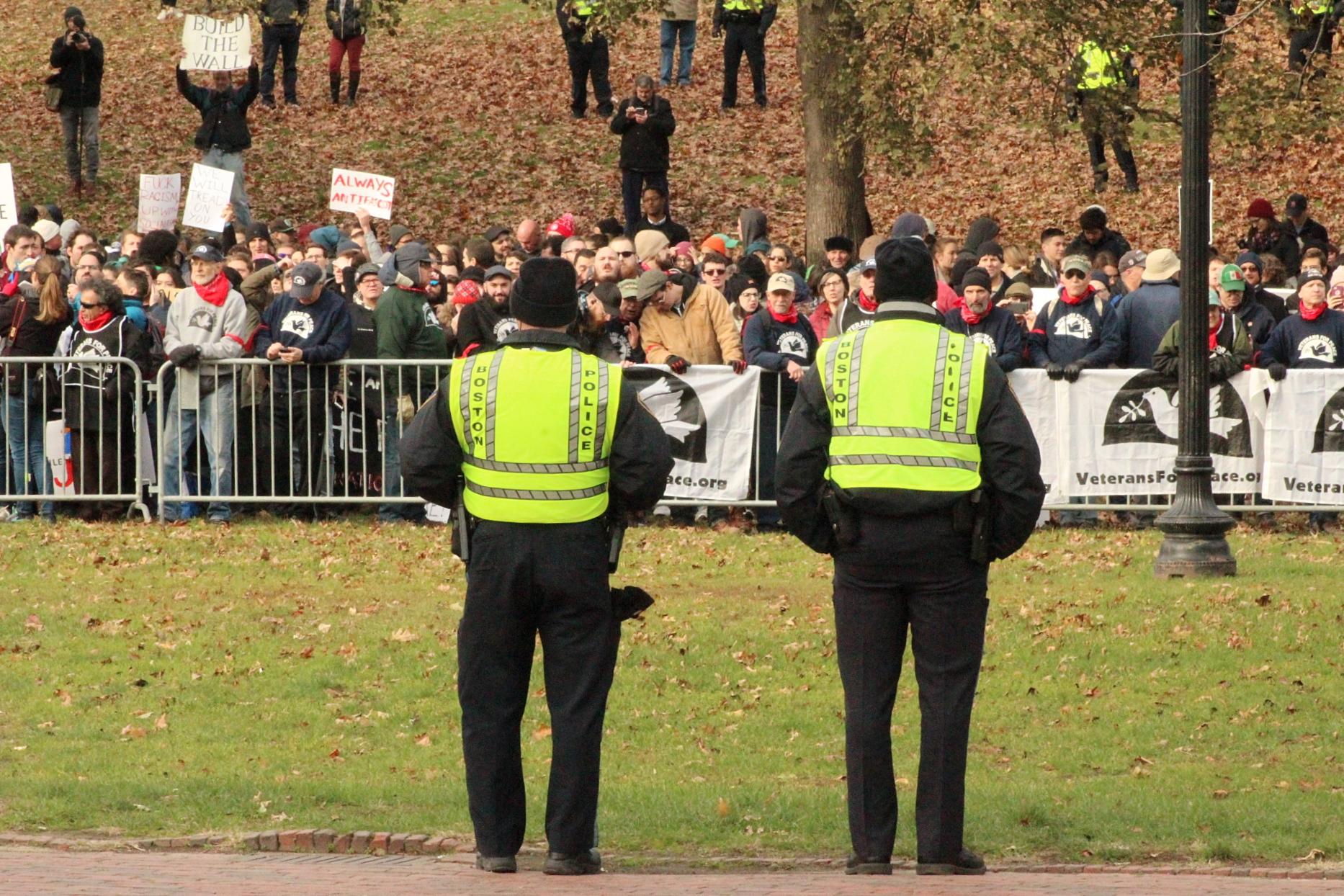 2017-11-18 Boston Common Free Speech Rally 02