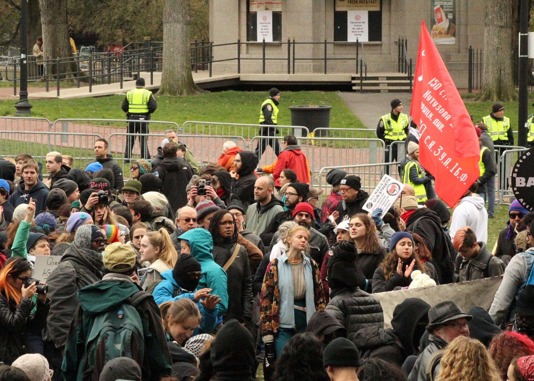 2017-11-18 Boston Common Free Speech Rally 16