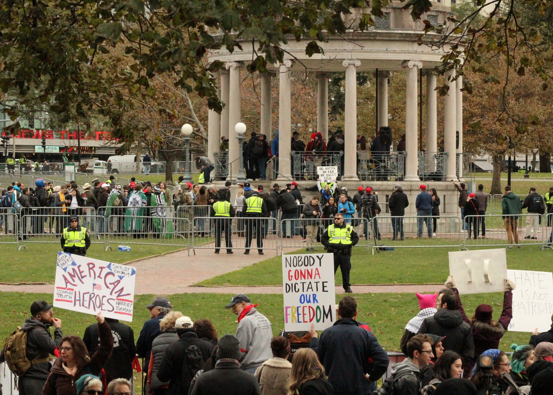 2017-11-18 Boston Common Free Speech Rally 17