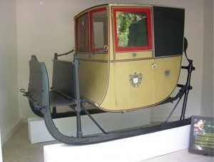 John Hancock's Restored Carriage