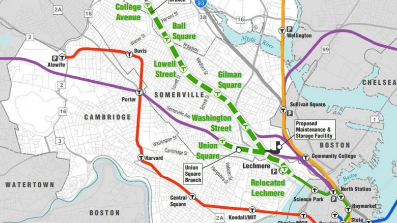 Troubles With Green Line Expansion Start At Cost