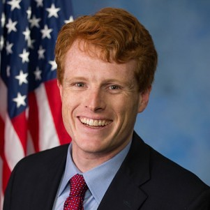 Congressman Joe Kennedy Not Running for President … Yet