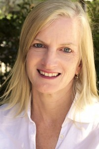 Louise Packerd, the executive director of the Trinity Church Foundation