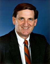 New Hampshire U.S. Sen. Bob Smith