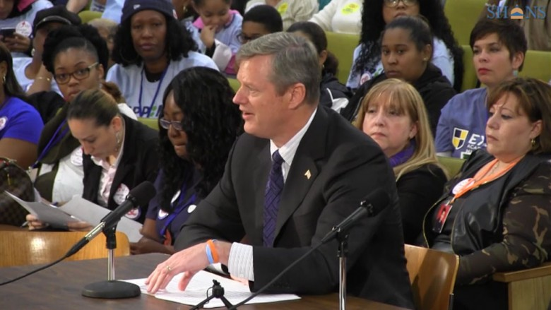 Lawmakers Pitched From Both Sides Of Charter School Debate