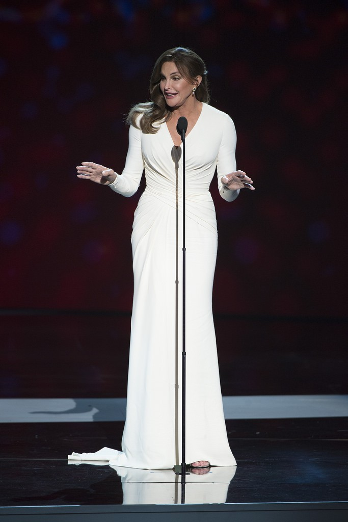 Caitlyn Jenner at the ESPYs, courtesy of Flickr