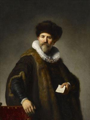 Rembrandt, Portrait of Nicolaes Ruts (1631) (Wikimedia)