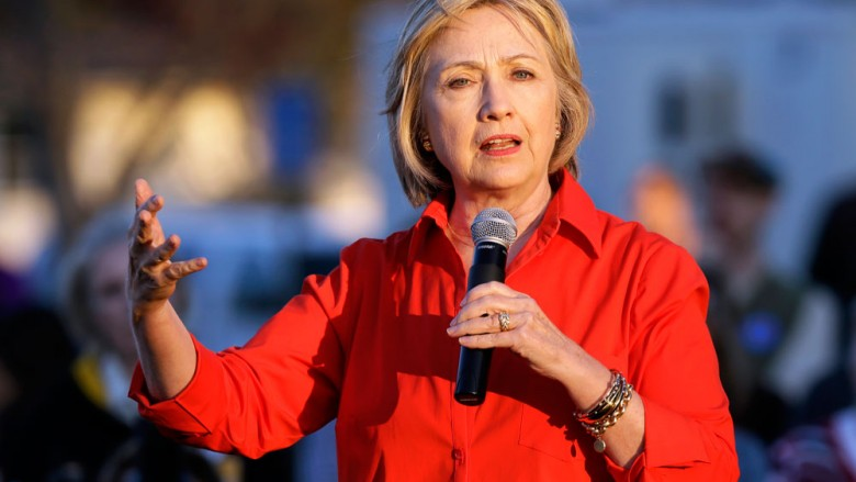 Clinton tied with Trump in Iowa in new Quinnipiac University Poll