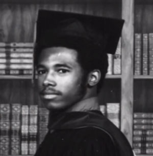 Carson upon his graduation from Yale. (Ben Carson campaign)