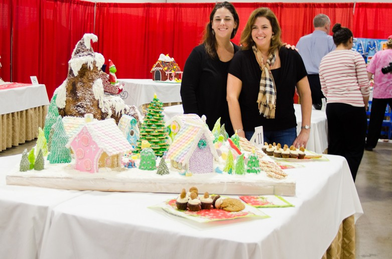 Winners of best show from Cupcake City, located in Newton, Mass.