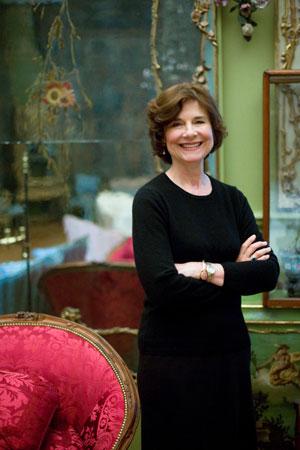 Isabella Stewart Gardner Museum Director Anne Hawley (Photo by Cheryl Richards)