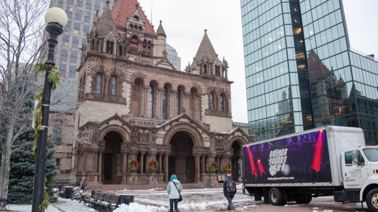 Copley Square Hotel New Years Eve