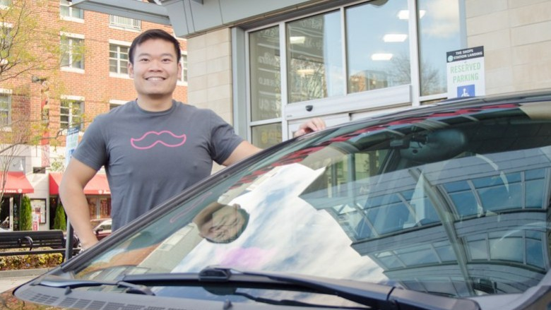 Lyft drivers form tight bonds at ride-share service