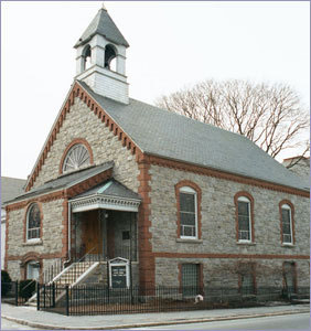 St. George Antiochian Orthodox Church, Lowell -- site of the Jan. 24 service. (NewBostonPost photo)