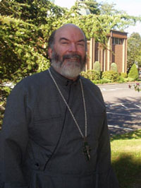 Rev. Timothy Ferguson of St. George Orthodox Church. (Courtesy, St. George Orthodox Church)
