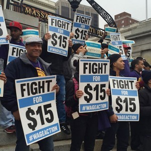 Workers plan to seek statewide $15 an hour minimum wage