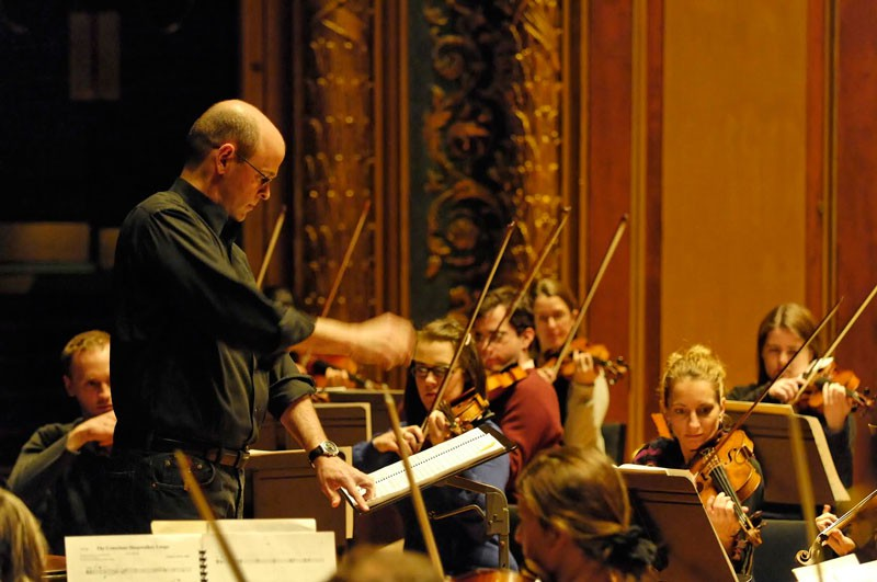 Award-winning Boston Modern Orchestra Project to perform Bach-inspired work