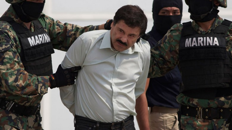 Mexican drug lord 'Chapo' Guzman recaptured