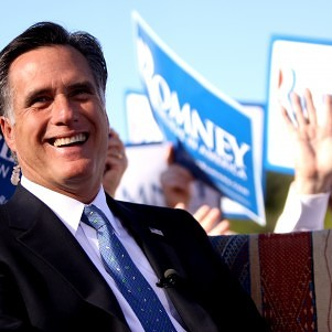 Mitt Says He's Running — Privately