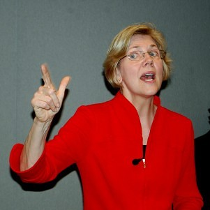 Elizabeth Warren Said A Dirty Word