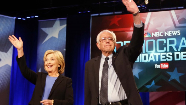 Clinton acknowledges lack of support in NH, but pushes forward