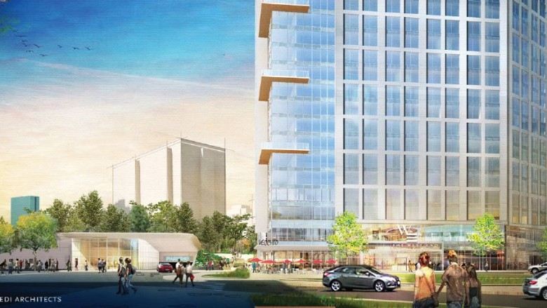 Apartment Tower Approved For Boston 39 S West End Newbostonpost