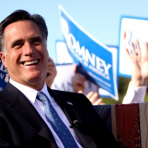 The Return of Massachusetts Mitt