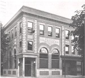 St. Luke Penny Savings Bank. (Maggie L. Walker National Historic Site)