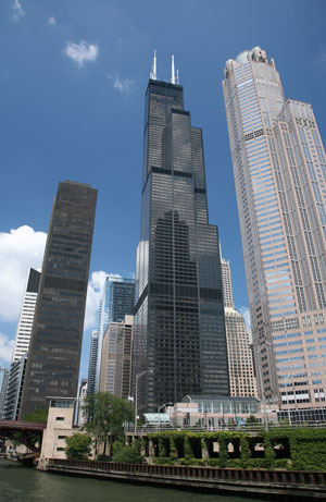 Willis Tower in Chicago (Wikipedia)
