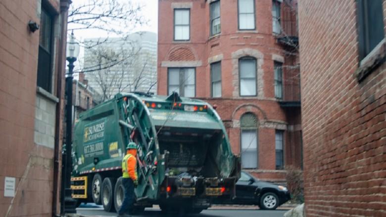 Where does Boston's trash go? | NewBostonPost