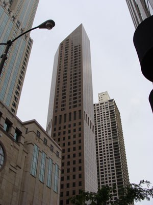 One Magnificent Mile in Chicago (Wikimedia)