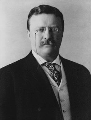 Theodore Roosevelt, 1904 (Wikimedia)