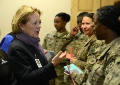 Congressional delegation visits Bagram Air Field