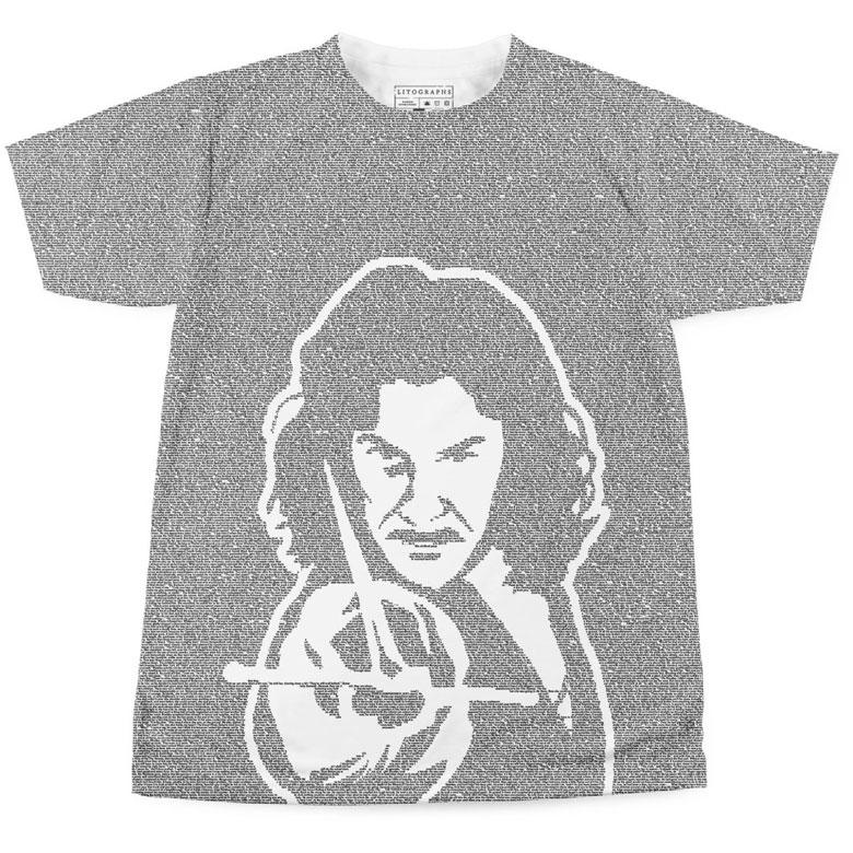 The Princess Bride t-shirt (Litographs)