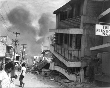 Nicaragua earthquake (Courtesy of Flickr)