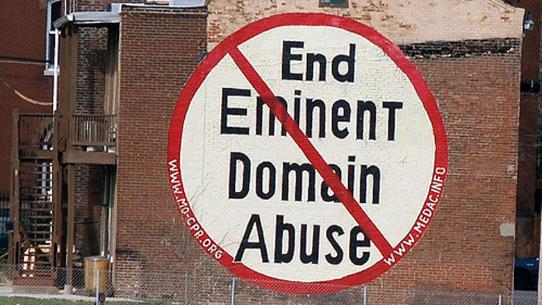 Amendment Restricting Eminent Domain Takings Advances At Concon