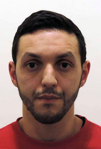 Mohamed Abrini (Belgian Federal Police via AP)