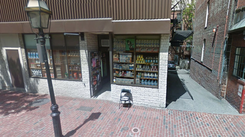 The outside of Bodega (Google Maps)