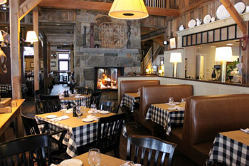 Gibbet Hill Grill interior (Courtesy of Gibbet Hill Grill)