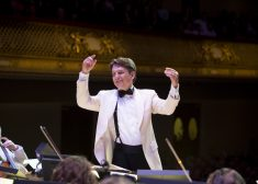 Keith Lockhart leads the Boston Pops kl june 14_1103 (Stu Rosner)