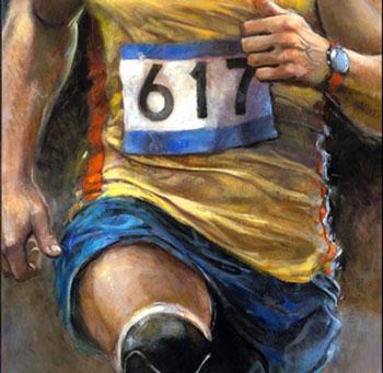 """Endurance"" by Brian Fox. (http://www.brianfoxstudios.com/)"