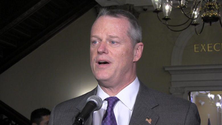 Baker announces support for House transgender bill