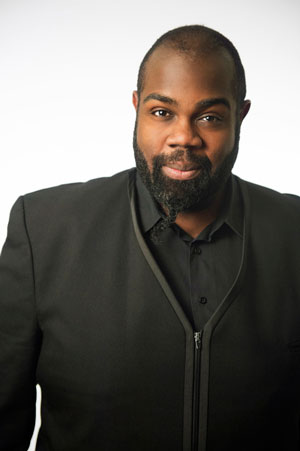 Reginald Mobley, Countertenor. (Credit: Liz Linder)