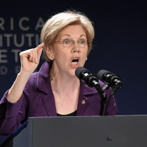 Warren Rips Consumer Financial Protection Bureau Chief Mulvaney During Hearing
