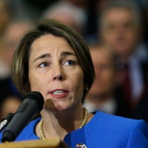 Texas judge cancels AG Healey deposition order
