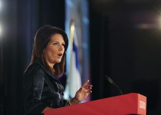 Rep. Michele Bachmann, (R-MN) attends the Faith and Freedom Coalition Road to Majority Conference in Washington