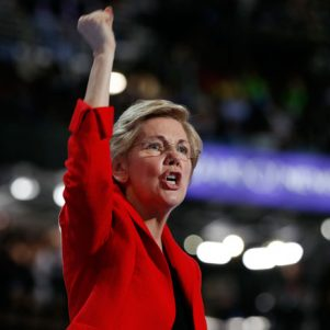 Elizabeth Warren:  About As Religious As She Is Native American