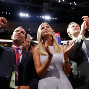 With Ivanka Trump, the role of first daughter may evolve