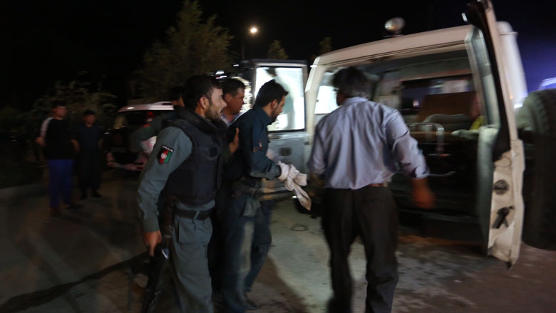 Modi condemns Kabul attack