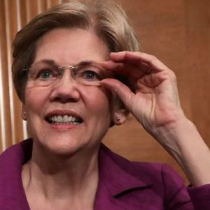 Warren Finds Unusual Ally in Critique of Education Pick